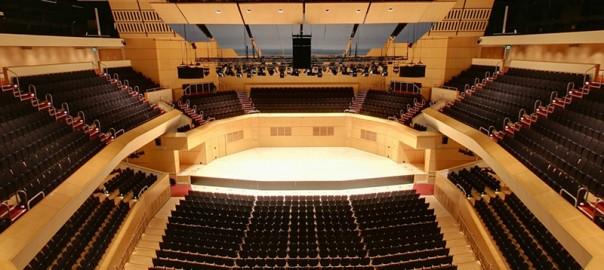 Glasgow Royal Concert Hall 1962 Sir Leslie Martin